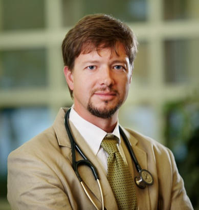 Lance Lowe, M.D. - Founder of Palmetto Pediatrics of the Lowcountry