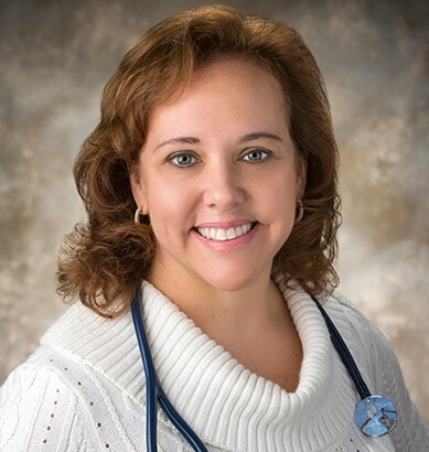 Lori Marion, D.O. of Palmetto Pediatrics of the Lowcountry